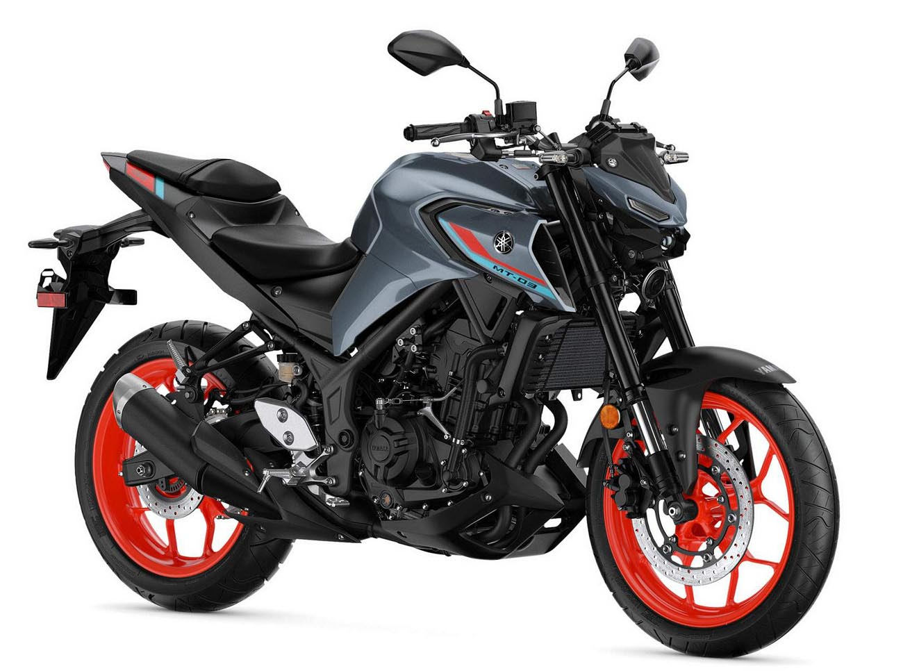 Yamaha MT-03 technical specifications